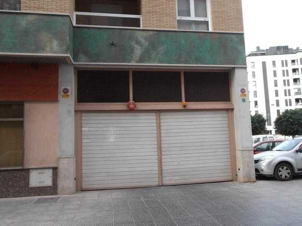 Subasta de garaje en calle pago de monserrat s n almer a for Plaza de garaje almeria