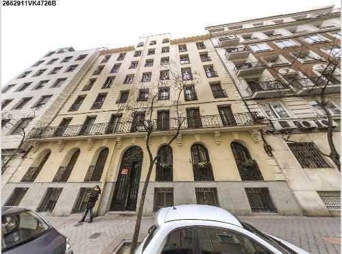 Subasta de vivienda en calle general diaz porlier 85 for Subastas de pisos en madrid